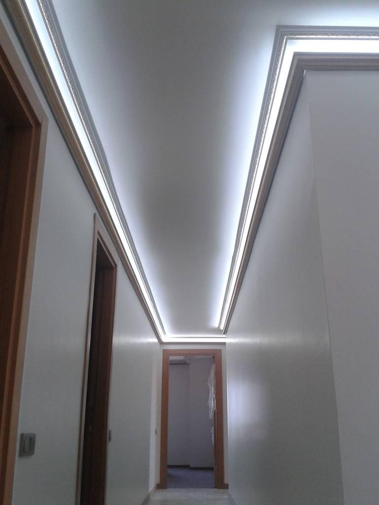 Antrede LED Aydınlatma Nasıl Yapılır